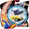 Turbo Whiplash vs Yellow Racer Vehicle 2-Pack