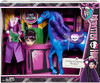Monster High Headless Headmistress Bloodgood & Nightmare 10.5-Inch Doll 2-Pack