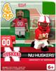 Nebraska Huskers NCAA Generation 1 Series 1 NU Huskers Minifigure