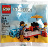 LEGO Creator Hot Dog Stand Mini Set #40078 [Bagged]