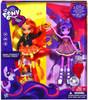 My Little Pony Equestria Girls 9 Inch Basic Twilight Sparkle & Sunset Shimmer Doll 2-Pack