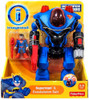 Fisher Price DC Super Friends Imaginext Superman & Exoskeleton Suit Exclusive 3-Inch Figure Set
