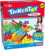K'NEX Tinker Toy 100 Piece Essentials Value Set #56456