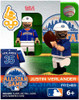 American League MLB Generation 2 Series 6 Justin Verlander Minifigure [All-Star Game]