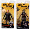 NECA The Lone Ranger Series 2 Set of 2 Action Figures