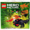 LEGO Hero Factory Brain Attack Mini Set #40084 [Bagged]