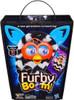 Furby Boom! Black & White Zigzag Stripes Figure