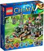 LEGO Legends of Chima The Croc Swamp Hideout Set #70014