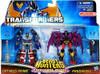 Transformers Beast Hunters Predacons Rising Optimus Prime & Predaking Exclusive Action Figure 2-Pack