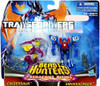 Transformers Prime Beast Hunters Predacons Rising Cindersaur & Smokescreen Exclusive Action Figure