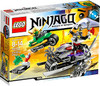 LEGO Ninjago Rebooted Overborg Attack Set #70722