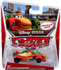 Disney Cars Series 3 Rip Clutchgoneski Diecast Car [Metallic Finish]