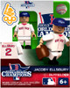 Boston Red Sox MLB 2013 World Series Champions Jacoby Ellsbbury Minifigure
