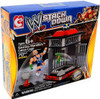 WWE Wrestling C3 Construction WWE StackDown Santino Marella's Cobra Cage Set #21003