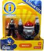 Fisher Price DC Super Friends Gotham City Imaginext Bane Suit Exclusive 3-Inch Mini Figure