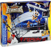 WWE Wrestling Super Strikers Turnbuckle Takedown Ring Action Figure Playset