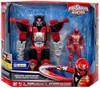 Power Rangers Super Megaforce Zord Builder Deluxe Legendary Zord Armor Ranger Action Figure