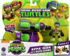 Teenage Mutant Ninja Turtles TMNT Half Shell Heroes Donatello Motorcycle Action Figure Vehicle