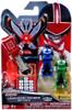 Power Rangers Super Megaforce Legendary Ranger Key Pack Roleplay Toy [Blue & Green]