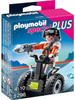 Playmobil Special Plus Top Agent with Balance Racer Set #5296