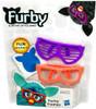 Furby Frames Accessory [Purple & Orange]