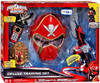 Power Rangers Super Megaforce Deluxe Training Set Exclusive Roleplay Toy [Red Ranger]