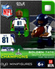 Seattle Seahawks NFL Super Bowl XLVIII Champions Golden Tate Minifigure