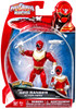 Power Rangers Super Megaforce Zeo Red Ranger Action Hero Action Figure