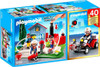 Playmobil City Action 40th Anniversary Fire Rescue Operation Compact Set + Quad Set #5169