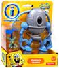 Fisher Price Spongebob Squarepants Imaginext Plankton & Chumbot Exclusive 2-Inch Mini Figure 2-Pack