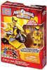 Mega Bloks Power Rangers MegaForce Yellow Ranger Hero Racer Set #5845