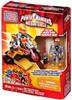 Mega Bloks Power Rangers MegaForce Robo Knight Hero Racer Set #5846