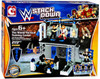 WWE Wrestling C3 Construction StackDown The Shield Tactical Training Center Exclusive Playset #21022