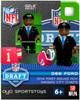 Kansas City Chiefs NFL 2014 Draft First Round Picks Dee Ford Minifigure