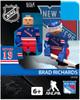 New York Rangers NHL Hockey Generation 1 Series 1 Brad Richards Minifigure