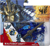 Transformers Age of Extinction 1 Step Changer Autobot Drift Helicopter Action Figure