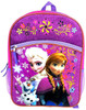 Disney Frozen Anna, Elsa & Olaf Glitter Backpack