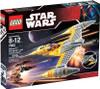 LEGO Star Wars The Phantom Menace Naboo N-1 Starfighter & Vulture Droid Set #7660