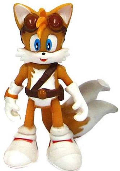 Sonic The Hedgehog Sonic Boom Tails 3 Action Figure Tomy