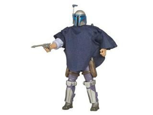 Star Wars Attack of the Clones 30th Anniversary 2008 Wave 1 Jango Fett Action Figure #57 [2007 Re-Release]