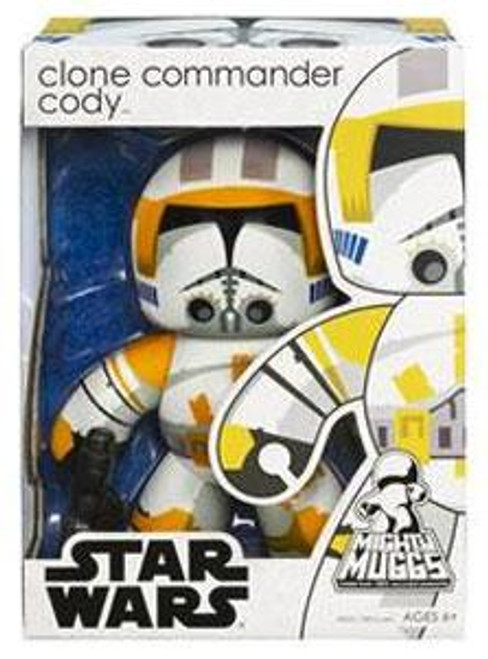 Star Wars Revenge of the Sith Mighty Muggs Wave 3 Commander Cody Vinyl Figure