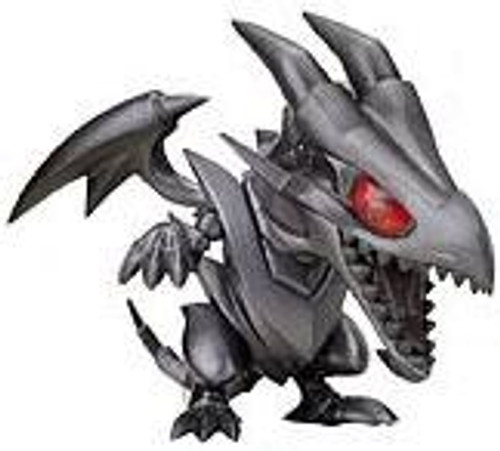 YuGiOh One Coin Series 1 Red-Eyes Black Dragon Mini Figure