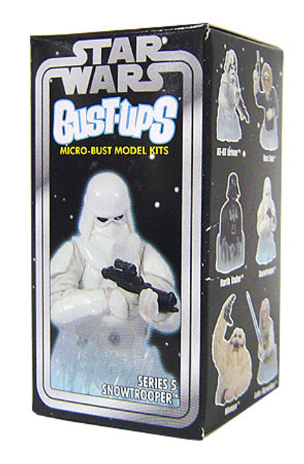 Star Wars The Empire Strikes Back Bust-Ups Snowtrooper Micro Bust