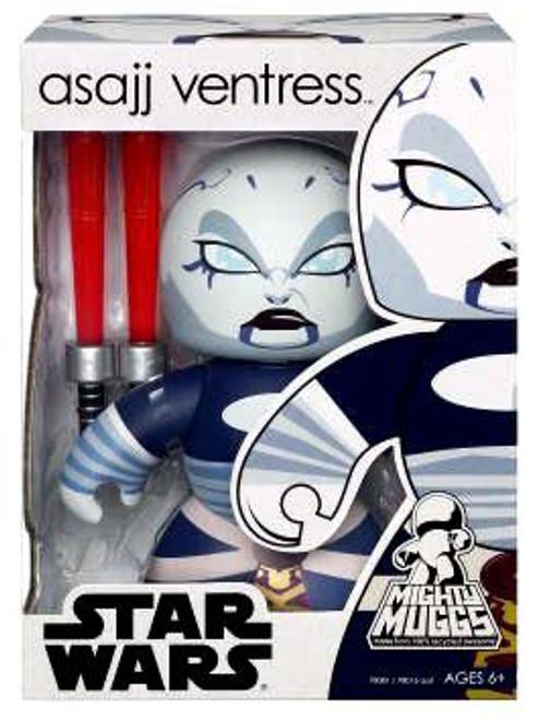 Star Wars The Clone Wars Mighty Muggs Wave 5 Asajj Ventress Vinyl Figure