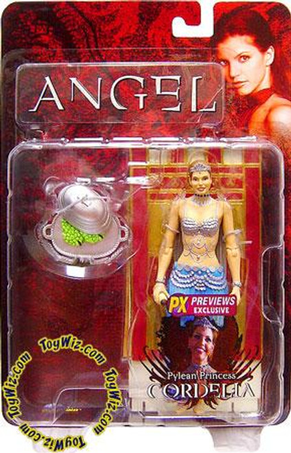 Angel Series 8 Cordelia Exclusive Action Figure [Pylean Princess, Damaged Package]