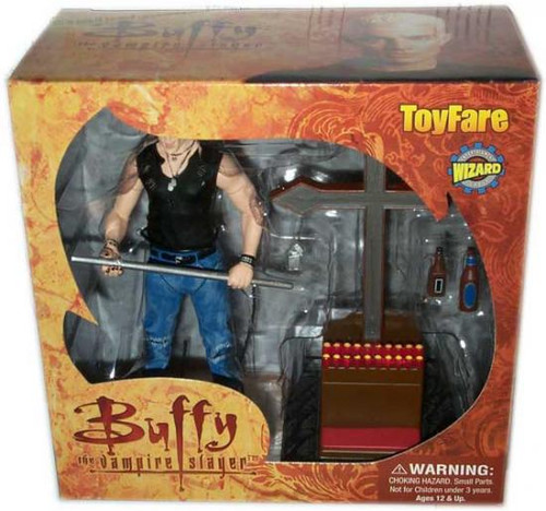 Buffy The Vampire Slayer Spike Exclusive Action Figure [Fool for Love]