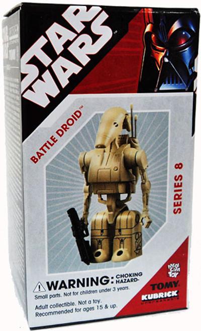 Star Wars The Phantom Menace Kubrick Series 8 Battle Droid Mini Figure