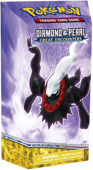 Pokemon Diamond & Pearl Great Encounters Endless Night Theme Deck [Sealed Deck]