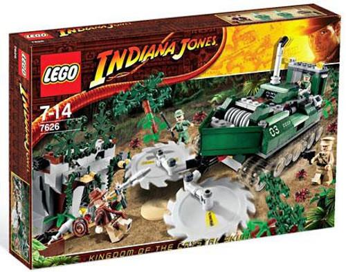 LEGO Indiana Jones Jungle Cutter Set #7626