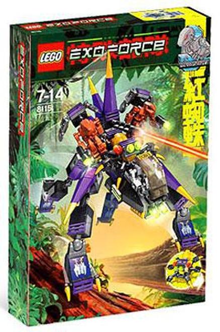 LEGO Exo Force Dark Panther Set #8115